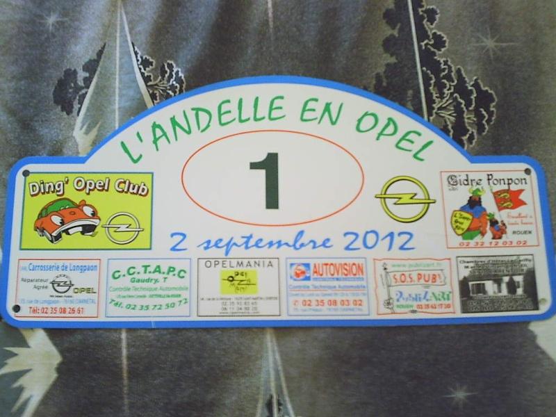 """rallye du DOC  """" l'Andelle en Opel """"le 2 septembre 2012 - Page 3 Essais10"""