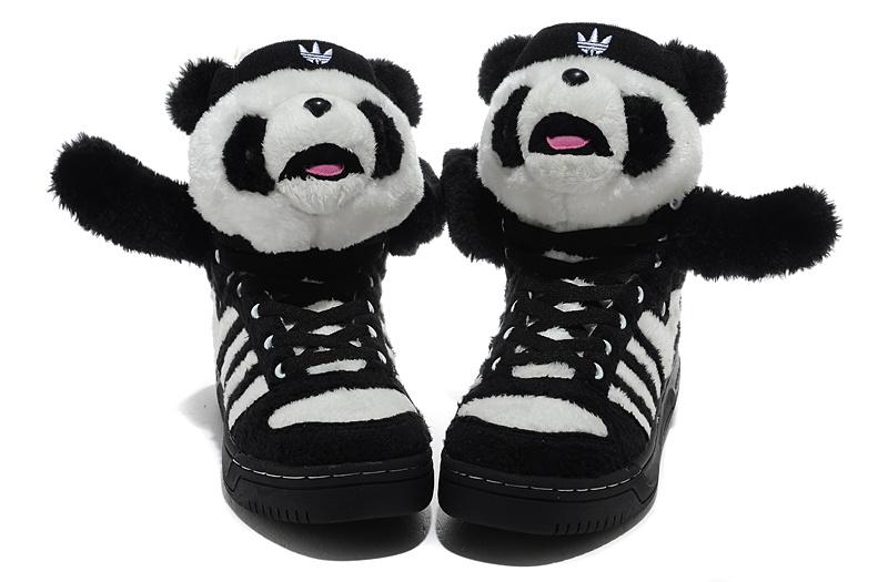Pandas Géants : Deux nouveaux locataires à Beuaval Adidas10