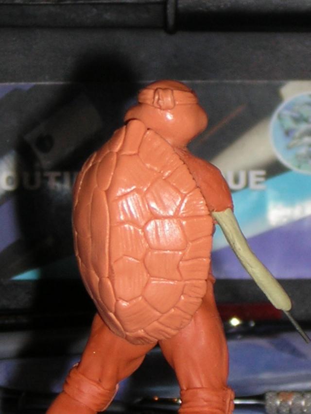 Figurine minotaure / gally (gunnm) / tortue ninja - Page 2 Dscn5238