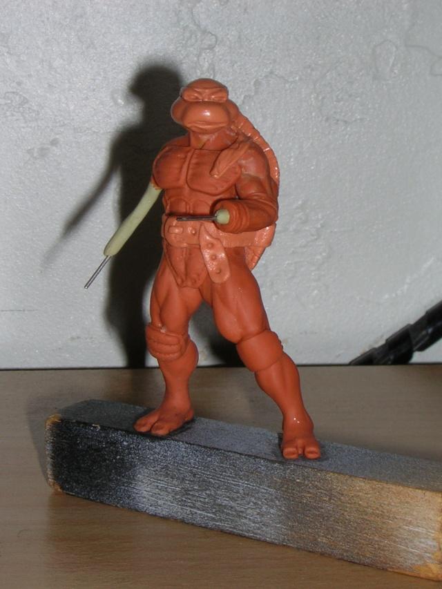Figurine minotaure / gally (gunnm) / tortue ninja - Page 2 Dscn5245
