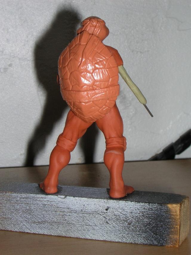 Figurine minotaure / gally (gunnm) / tortue ninja - Page 2 Dscn5246