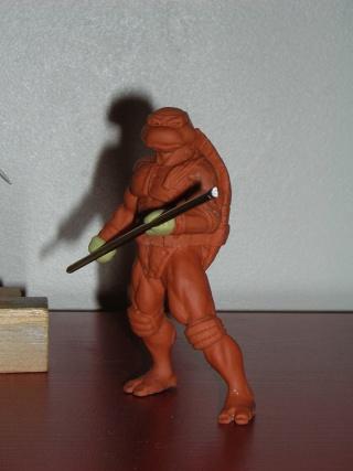 Figurine minotaure / gally (gunnm) / tortue ninja - Page 3 Dscn5251
