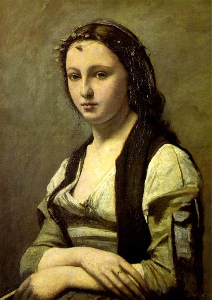 Françoise Hardy par Bernard Buffet Corot-10