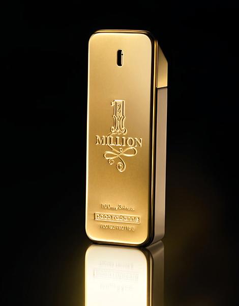 1 Million, le nouveau parfum masculin de Paco Rabanne Millio10