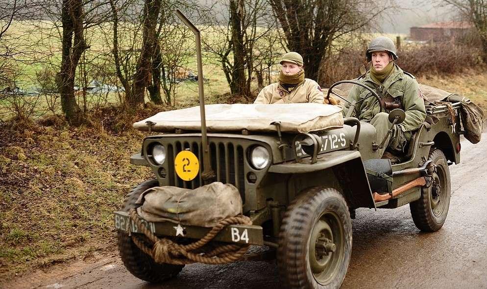 Marche de la 82nd Airborne 2012 Fowill10