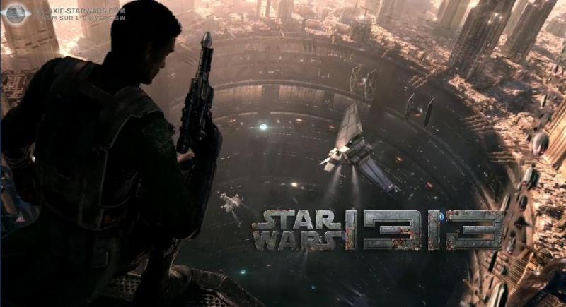 STAR WARS 1313 0110