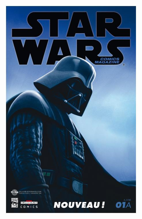 LES NEWS DE STAR WARS COMICS MAGAZINE 01a10