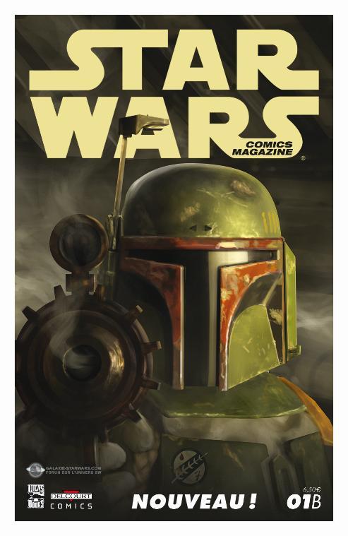LES NEWS DE STAR WARS COMICS MAGAZINE 01b10