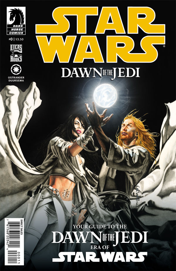 STAR WARS - DAWN OF THE JEDI (VO) - LA GENESE DES JEDI (VF) - Page 2 2034210