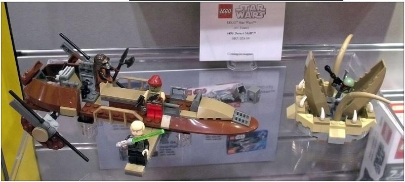 LEGO STAR WARS - 9496 - Desert Skiff  9496_011