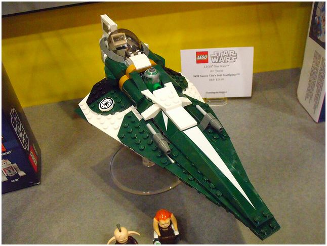 LEGO STAR WARS - 9498 - Saesee Tiin's Starfighter  9498_011
