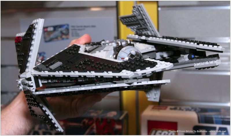 LEGO STAR WARS - 9500 - Fury Class Interceptor  9500_012