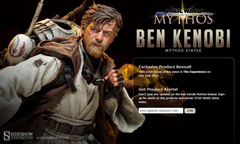 "Sideshow - Mythos - Ben Kenobi ""Desert Nomad""  - Page 3 Ben_ke10"