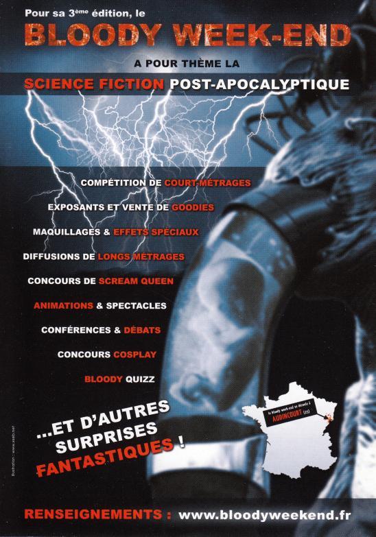 Bloody Week-end Chapitre 3  6-7-8 Juillet 2012 Audincourt  Bloody10