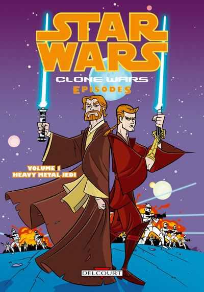 COLLECTION STAR WARS - CLONES WARS EPISODES Clones10