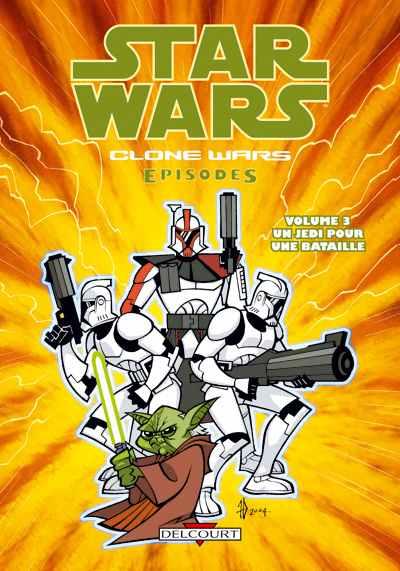 COLLECTION STAR WARS - CLONES WARS EPISODES Clones12