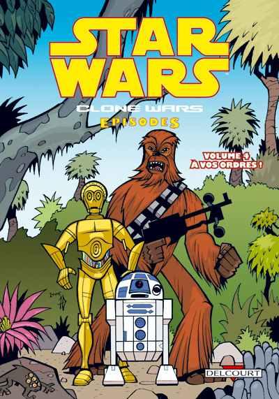 COLLECTION STAR WARS - CLONES WARS EPISODES Clones13