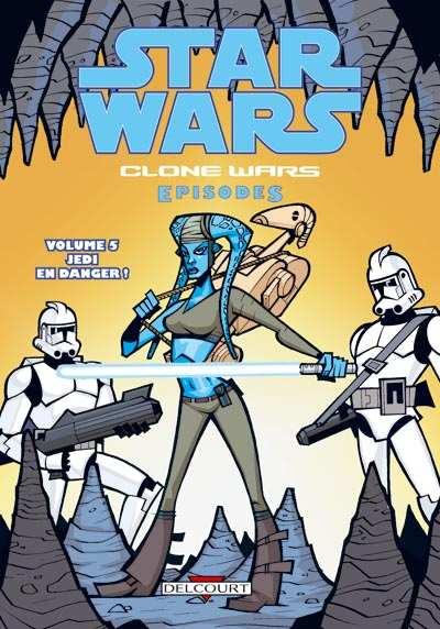 COLLECTION STAR WARS - CLONES WARS EPISODES Clones14