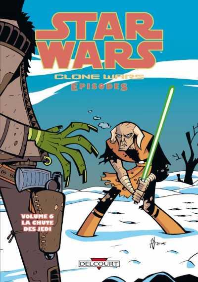 COLLECTION STAR WARS - CLONES WARS EPISODES Clones15