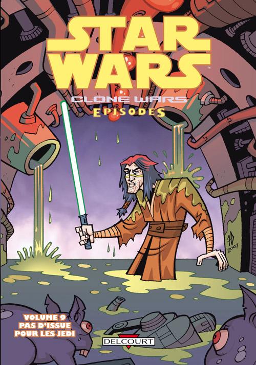 COLLECTION STAR WARS - CLONES WARS EPISODES Clones18