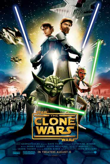 STAR WARS - THE CLONE WARS - NEWS - NOUVELLE SAISON - DVD - Page 3 Clonew10