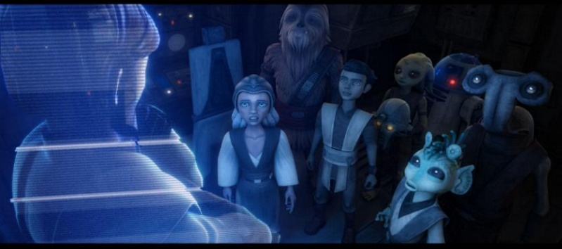 STAR WARS - THE CLONE WARS SAISON 5 EPISODES 1 - 10   Cw_s0513