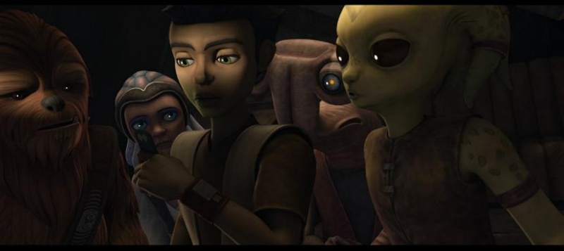 STAR WARS - THE CLONE WARS SAISON 5 EPISODES 1 - 10   Cw_s0514
