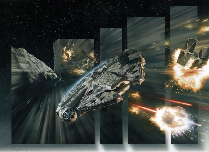 Artwork Star Wars - ACME - Got It Where It Counts Got_it10