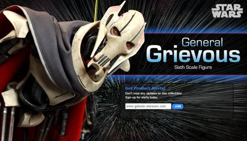 Sideshow - General Grievous - Sixth Scale Figure Grievo11
