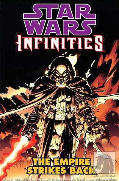 STAR WARS - INFINITIES Infini11