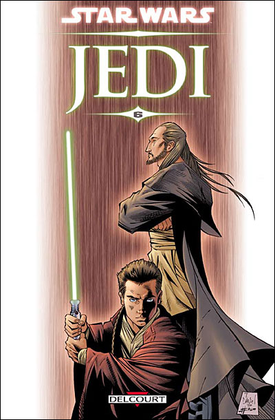 COLLECTION STAR WARS - JEDI Jedi_t15