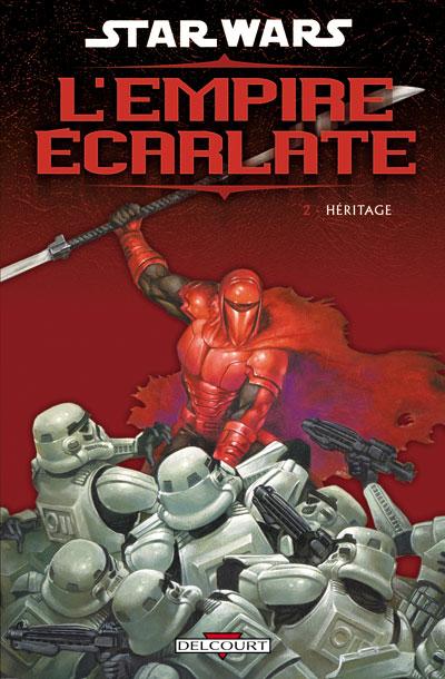 COLLECTION STAR WARS - L'EMPIRE ECARLATE L_empi14
