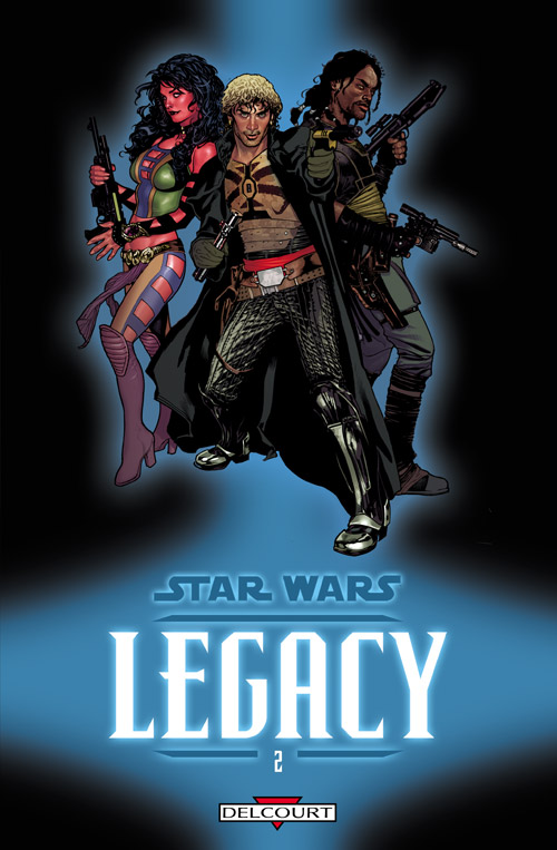 COLLECTION STAR WARS - LEGACY Legacy11