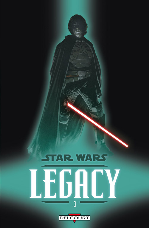 COLLECTION STAR WARS - LEGACY Legacy12