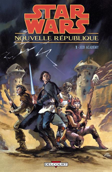 COLLECTION STAR WARS - NOUVELLE REPUBLIQUE Nouvel10