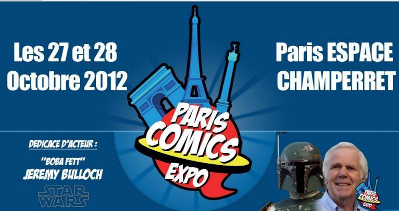 Paris Comics Expo - le 27 et 28 octobre 2012 Paris_10