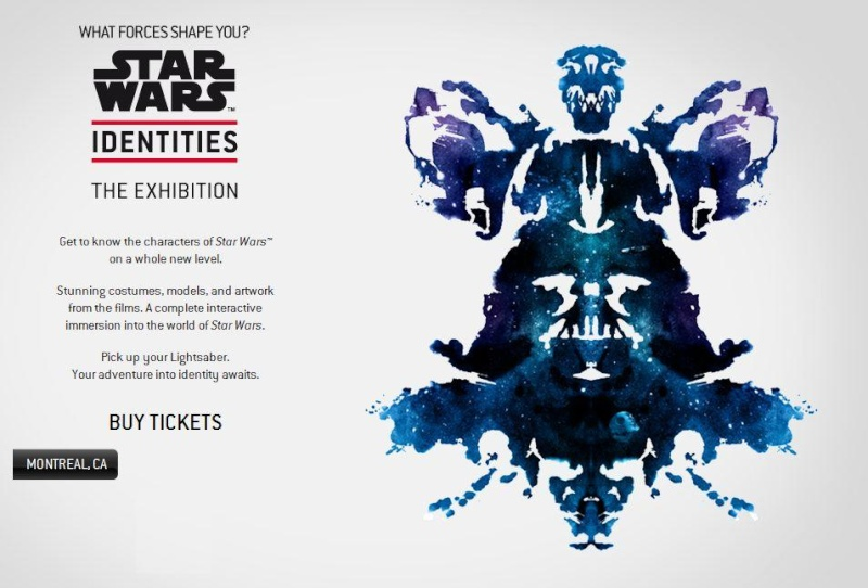 Star Wars Identities Site10