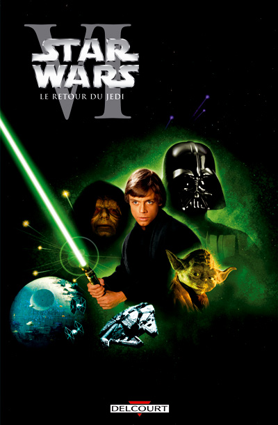 COLLECTION STAR WARS - EPISODES I-VI ET INTEGRALES Star_w16