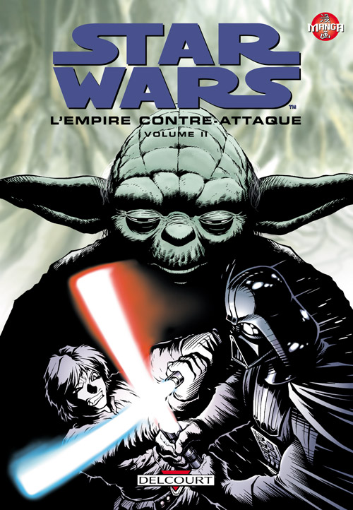 Star Wars - Manga - L'Empire contre-attaque - DELCOURT Star_w20