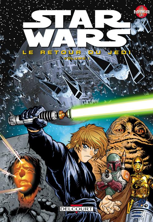 MANGAS STAR WARS EDITION DELCOURT Star_w21