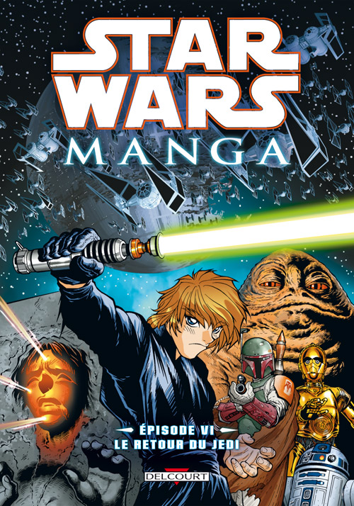 MANGAS STAR WARS EDITION DELCOURT Star_w26