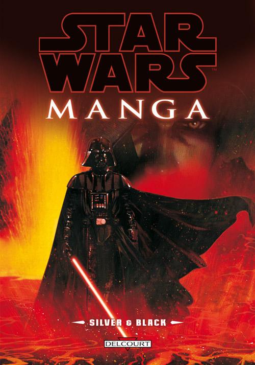 MANGAS STAR WARS EDITION DELCOURT Star_w27