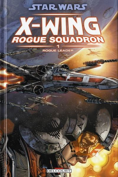 COLLECTION STAR WARS - X-WING ROGUE SQUADRON X-wing10