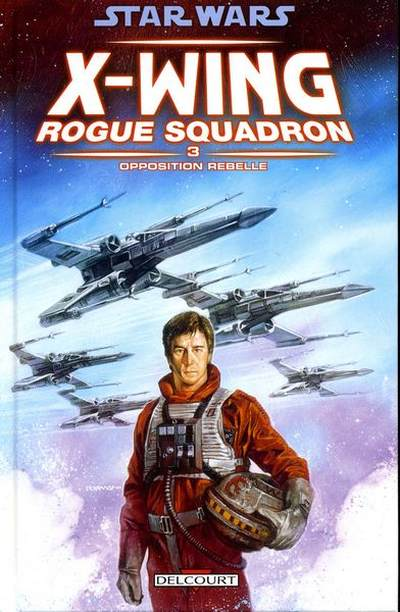 COLLECTION STAR WARS - X-WING ROGUE SQUADRON X-wing12