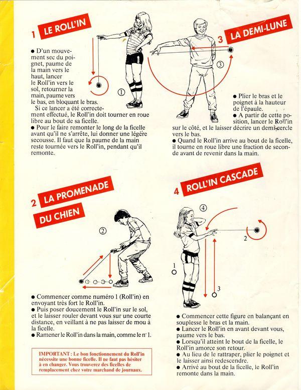 Roll-in les Yoyos de Coca cola, Sprite, Fanta (1985) 2_800x11