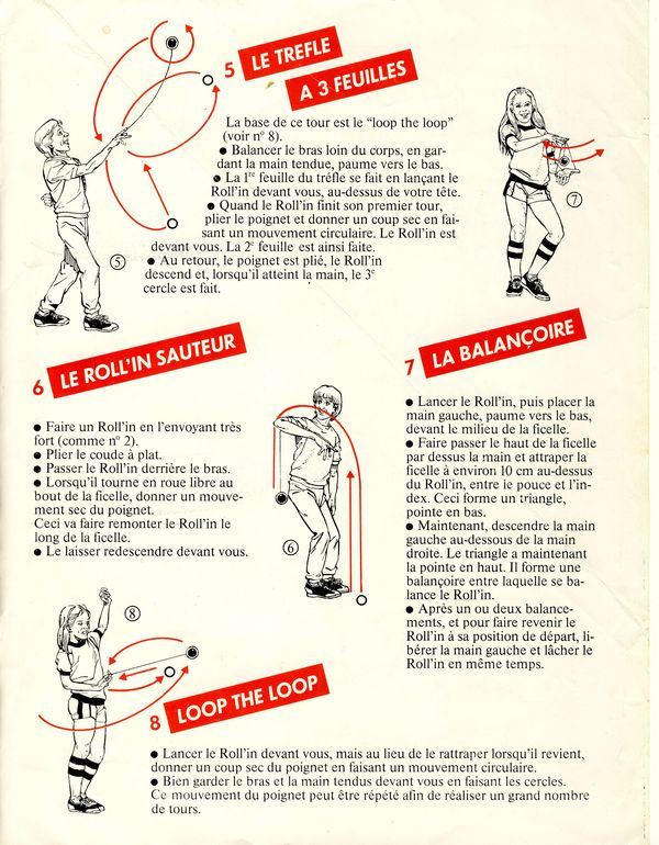 Roll-in les Yoyos de Coca cola, Sprite, Fanta (1985) 3_800x11