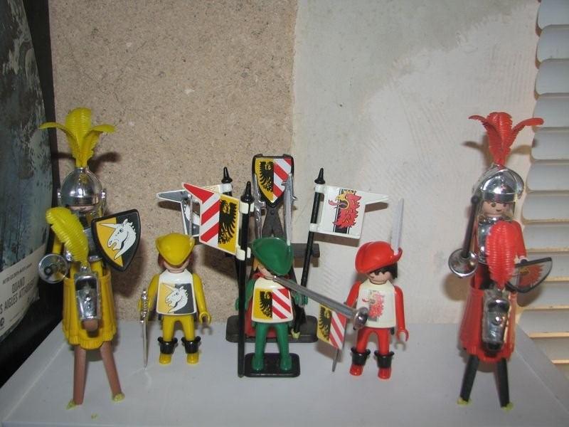 [Playmobil] Le thème MOYEN-AGE chateaux, chevaliers... 4_800x11