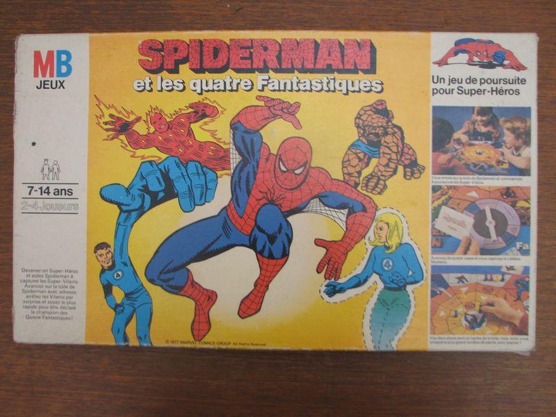 Les jeux de société vintage : rôle, stratégie, plateaux... Spider10