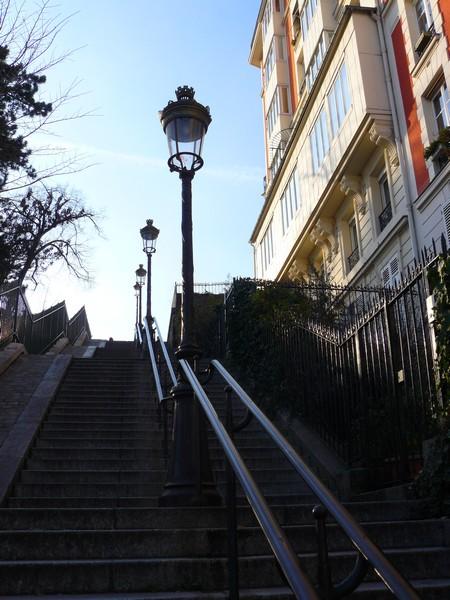 Un grand classique Montmartre P1010525