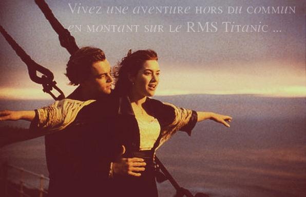 RMS Titanic RPG